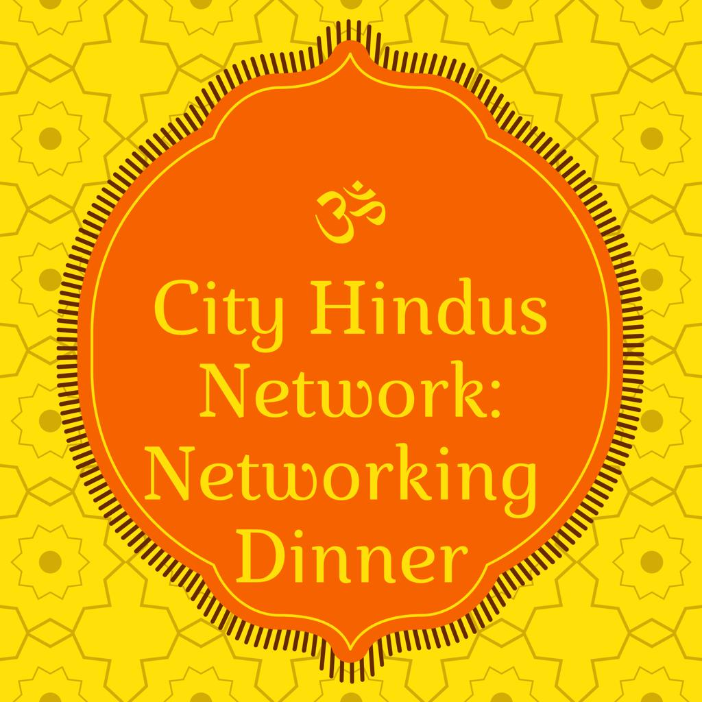 Networking Dinner - January 2020