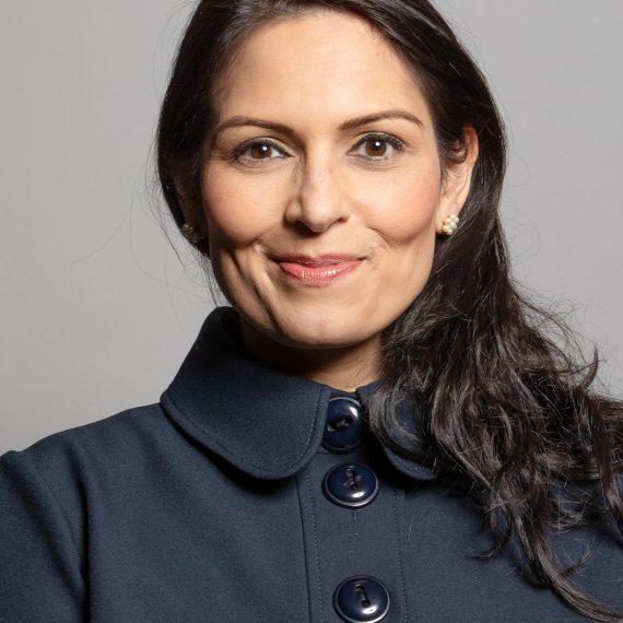 MP Priti Patel